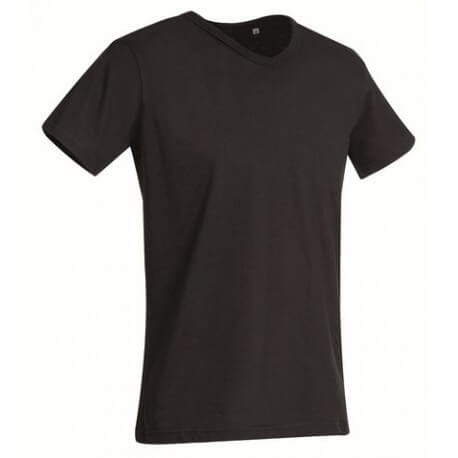 zwart heren T-shirt