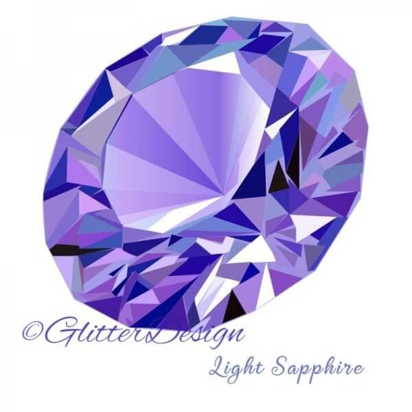 DMC Light Sapphire