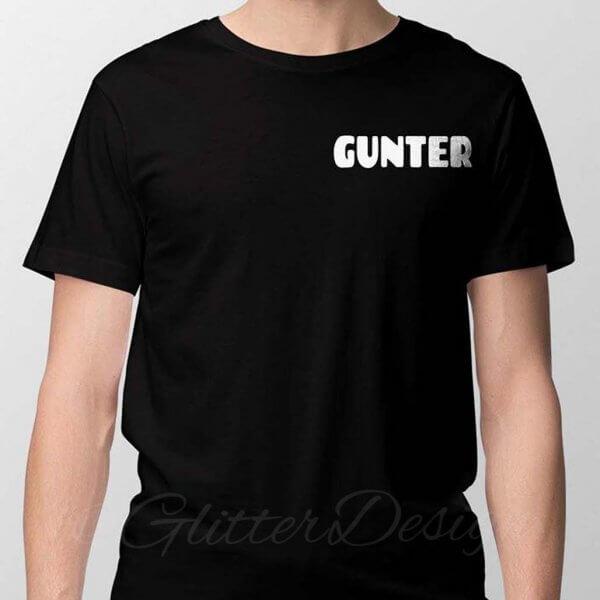 Zelf t shirt bedrukken met strijkletters