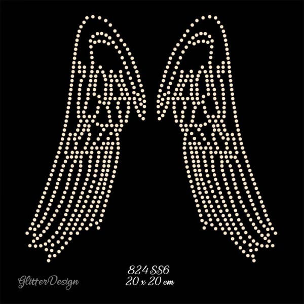 Angel Wings Hotfix Patroon