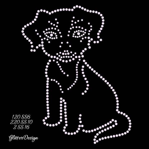 Hotfix Patroon Puppy Dog
