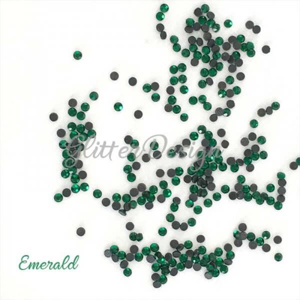 strass steentjes Emerald DMC kwaliteit