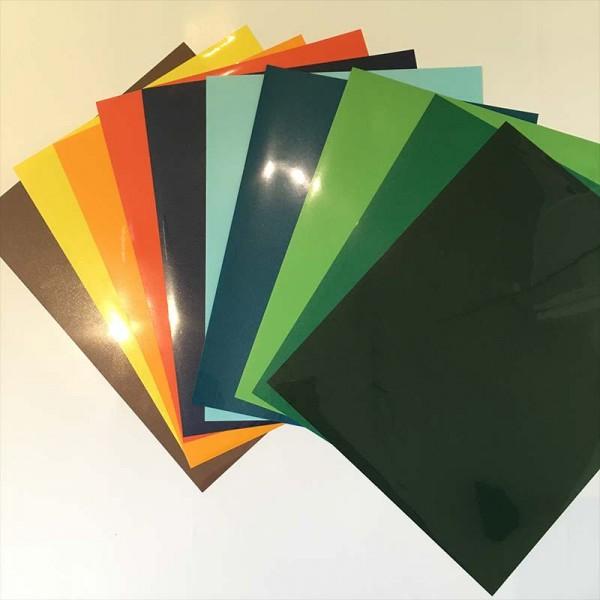 Flexfolie Pakket aanvullende kleuren