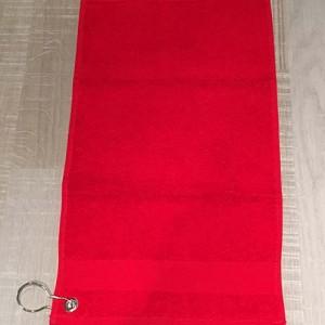 Kleine Handdoek met clip