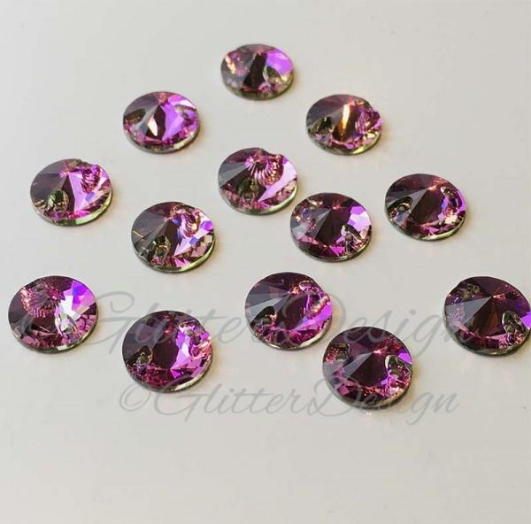 Roze Rivoli steentjes