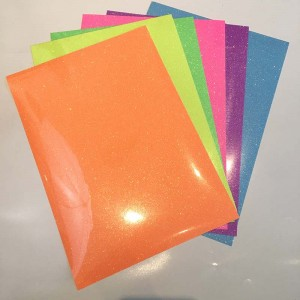 Glitter Flex Neon Pakket