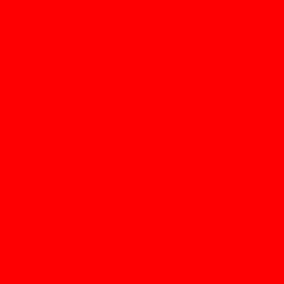 Flexfolie Helder Rood