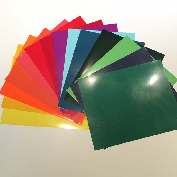 Flexfolie Regenboog Pakket